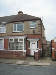 Thumbnail 3 bed end terrace house to rent in Lister Street, Grimsby