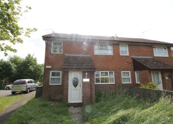 Thumbnail 1 bed flat to rent in Cicero Drive, Barton Hills, Luton