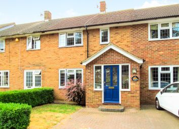 Thumbnail 2 bed terraced house for sale in Hornbeam Close, Brentwood
