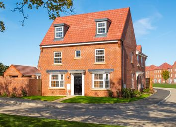 "Thumbnail 4 bedroom semi-detached house for sale in ""Hereford"" at South Road, Durham"