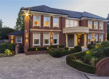 Thumbnail 6 bed detached house for sale in Coombe Ridings, Coombe Hill