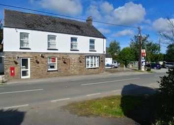 Thumbnail Retail premises for sale in Marshgate Post Office And Stores, Marshgate, Marshgate, Cornwall