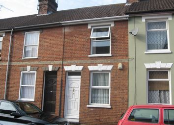 Thumbnail 2 bed terraced house to rent in Turin Street, Ipswich