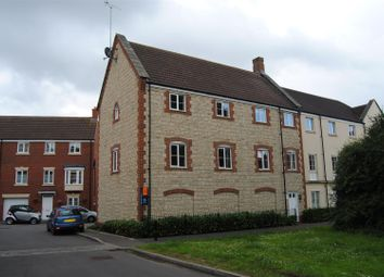Thumbnail 2 bed flat for sale in Jagoda Court, Swindon