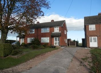 Thumbnail 3 bedroom semi-detached house to rent in Austrey House Cottages, Orton Lane, Atherstone