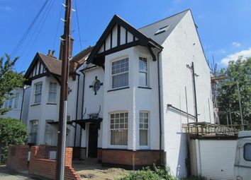 Thumbnail 1 bed flat to rent in Temple Road, Croydon