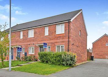 Thumbnail 3 bedroom semi-detached house to rent in Philip Avenue, Bowburn, Durham