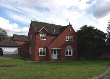 Thumbnail 4 bed detached house for sale in The Spinney, Mancetter, Atherstone, Warwickshire