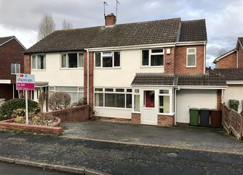 Thumbnail 4 bedroom semi-detached house to rent in Meadowcroft, Hagley, Stourbridge