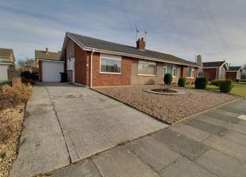 Thumbnail 2 bed semi-detached bungalow to rent in Tranmoor Avenue, Bessacarr, Doncaster