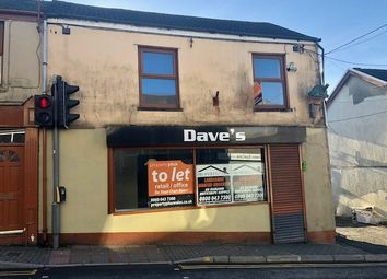 Thumbnail Retail premises to let in Tonyrefail -, Porth