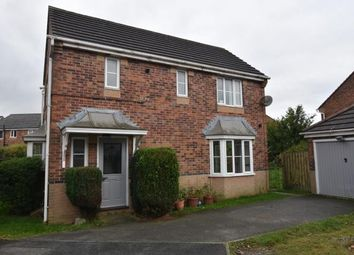 Thumbnail 3 bed detached house for sale in Delius Close, Blackburn, Lancashire