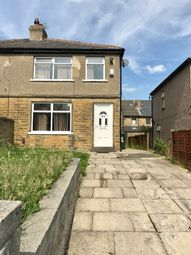 Thumbnail 3 bed semi-detached house to rent in Swires Road, Bradford