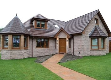 Thumbnail 3 bed detached house to rent in 2 Provost Drive, Inchbroom Pines, Lossiemouth