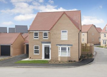 "Thumbnail 4 bed detached house for sale in ""Holden"" at Ackworth Road, Pontefract"