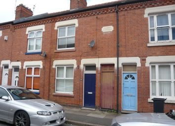 Thumbnail 2 bed terraced house for sale in Luther Street, Off Hinckley Road, Leicester