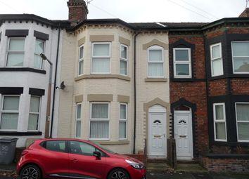 Thumbnail 3 bedroom terraced house to rent in Laurel Road, Birkenhead