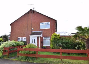 Thumbnail 1 bed end terrace house to rent in Molyneux Drive, Wallasey, Merseyside