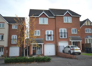 Thumbnail 4 bed semi-detached house for sale in Galingale View, Newcastle-Under-Lyme