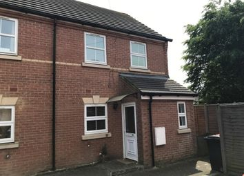 Thumbnail 2 bed property to rent in Cater Street, Kempston, Bedford