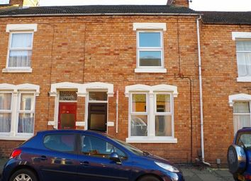 Thumbnail 3 bed terraced house to rent in Stanhope Road, Northampton