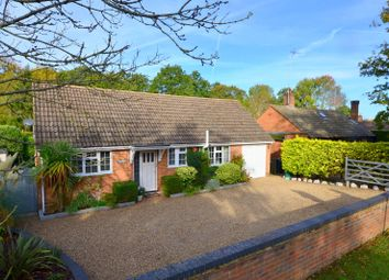 Thumbnail 3 bed detached house for sale in Forest Road, East Horsley, Surrey