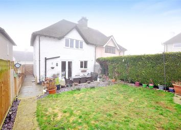 Thumbnail 3 bed semi-detached house for sale in Clare Avenue, Tonbridge, Kent