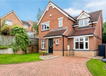 Thumbnail 3 bed detached house for sale in Cranesbill Close, Killinghall, Harrogate, North Yorkshire