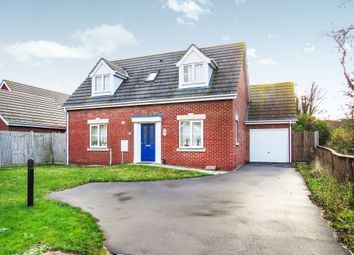Thumbnail 4 bedroom detached house for sale in Winceby Close, Wisbech