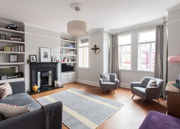 Thumbnail 4 bed flat for sale in Chichele Road, London