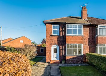 Thumbnail 3 bedroom semi-detached house for sale in Austhorpe Drive, Leeds