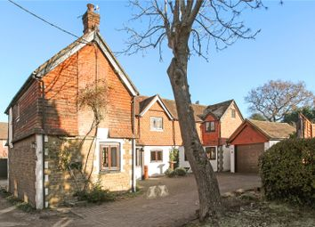 Thumbnail 3 bed detached house for sale in Green Lane, Milford, Godalming, Surrey