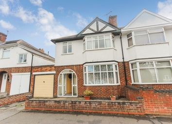 Thumbnail 3 bed semi-detached house for sale in Westfield Road, Leicester