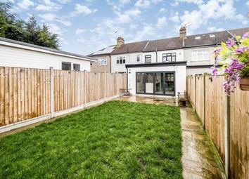 Thumbnail 3 bed terraced house for sale in Evesham Way, Clayhall, Ilford