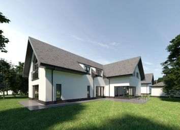 Thumbnail 5 bedroom detached house for sale in Peel Road, Thorntonhall, Glasgow