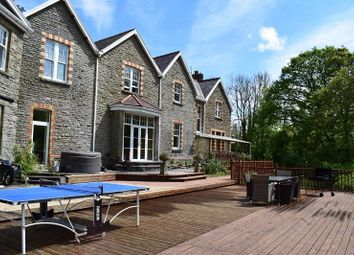 Thumbnail Country house for sale in Gelligron Road, Pontardawe, Swansea