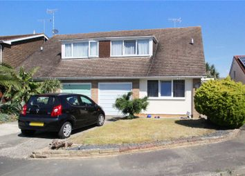 Thumbnail 3 bed semi-detached house for sale in Saxon Close, East Preston, Littlehampton