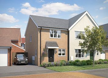 "Thumbnail 2 bed property for sale in ""Sandown"" at Wetherden Road, Elmswell, Bury St. Edmunds"