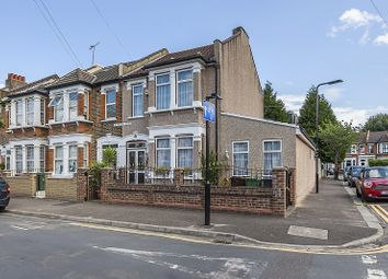 Thumbnail 5 bed end terrace house for sale in Hampton Road, London, Leytonstone.