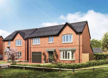 Thumbnail 4 bed detached house for sale in Guilsborough Road, Eye, Peterborough