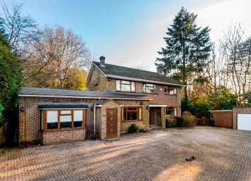 Thumbnail 5 bed detached house for sale in Warren Road, Crowborough