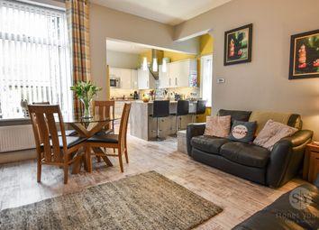 Thumbnail 4 bed end terrace house for sale in Cliff Street, Rishton, Blackburn