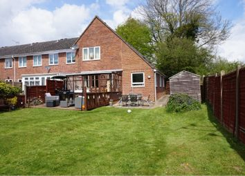 Thumbnail 3 bed end terrace house for sale in Ambleside, Botley