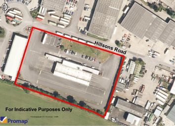Thumbnail Industrial for sale in Former Commercial Vehicle Testing Station, Bottings Industrial Estate, Hillsons Road, Botley, Southampton