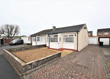 Thumbnail 2 bed semi-detached bungalow for sale in Selside Drive, Westgate, Morecambe, Lancashire