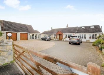 Thumbnail 5 bed detached house for sale in Mill Lane, Wedmore