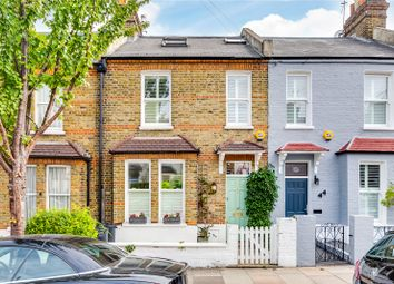 Thumbnail 3 bed terraced house for sale in Ashlone Road, Putney, London