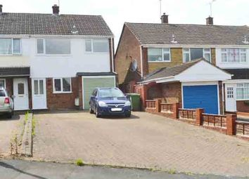 Thumbnail 3 bed semi-detached house to rent in Bardon View Road, Dordon, Tamworth, Warwickshire