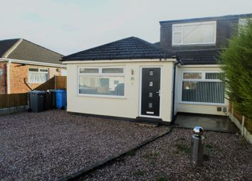 Thumbnail 4 bed semi-detached house for sale in Calder Avenue, Freckleton, Preston