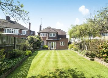 Thumbnail 5 bed detached house for sale in Highview Gardens, London